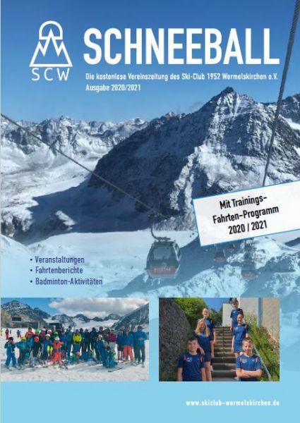 Schneeball - Das jahresheft des Ski-Club 1952